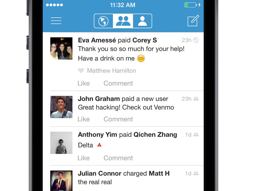 Want to exchange payments with your social circle? Venmo is just the app you are looking for